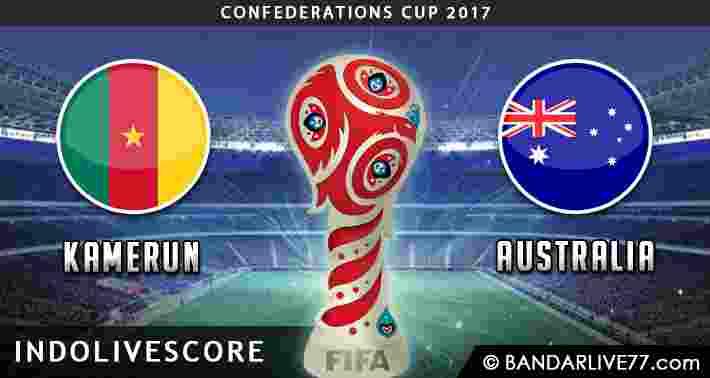 Prediksi Kamerun vs Australia
