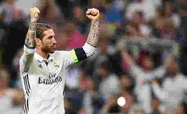 Sergio Ramos Bermimpi Menjadi Pemain Legenda Real Madrid