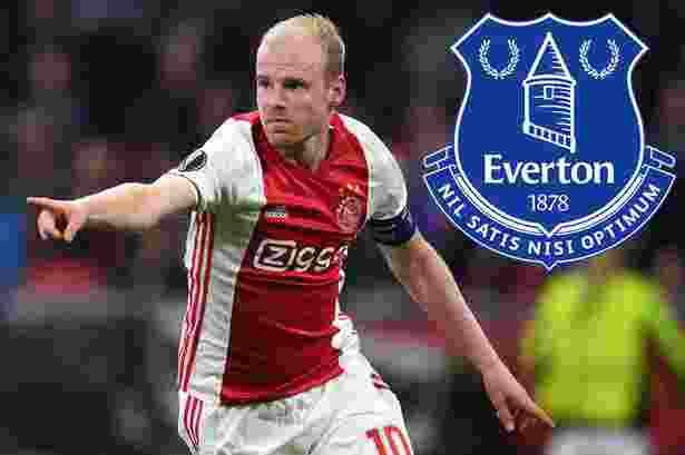 Siapkan Pengganti Lukaku ke MU, Everton Datangkan Kapten Ajax
