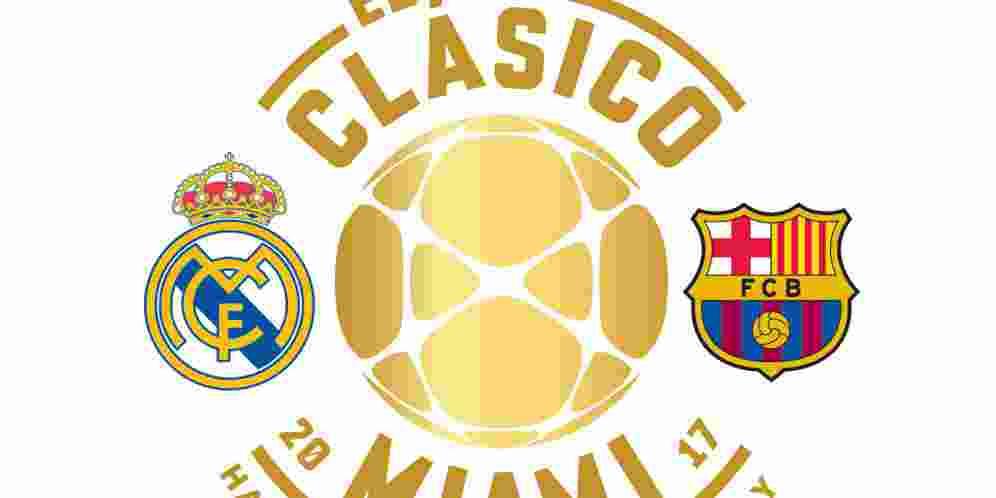 3 Kali Pertandingan El Clasico Sebelum La Liga Dimulai
