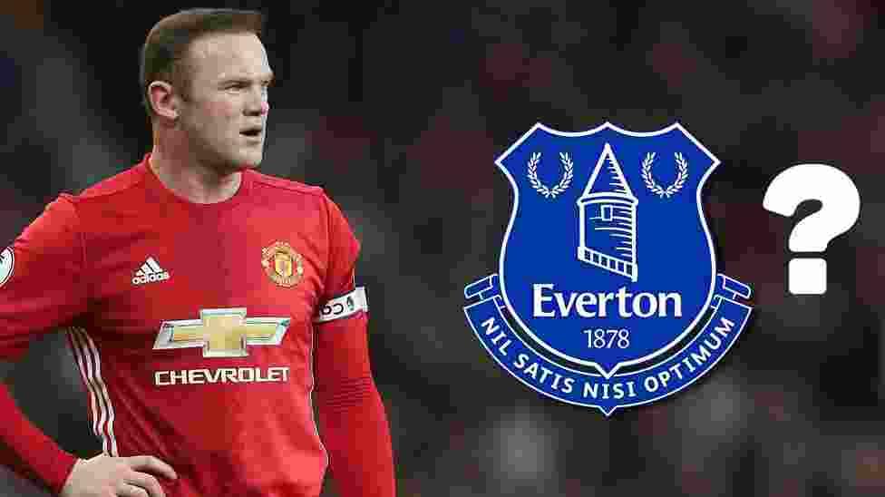 Akhirnya Wayne Rooney Dikabarkan Sepakat Gabung Everton