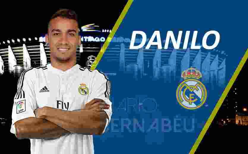Bek Real Madrid, Danilo da Silva Ingin Pindah ke Chelsea