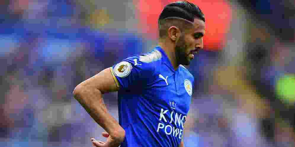 Belum Ada Klub Sepak Bola Yang Serius Membeli Riyad Mahrez