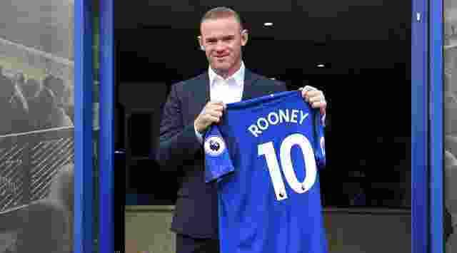 Debut Langsung Cetak Gol, Wayne Rooney Bawa Pengaruh Positif di Everton