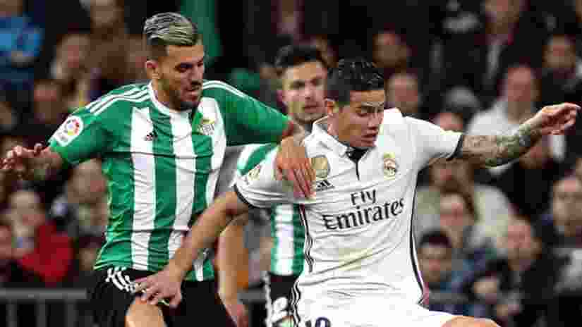 James Rodriguez Hanya Akan Dilepas Real Madrid Dapatkan Dani Ceballos