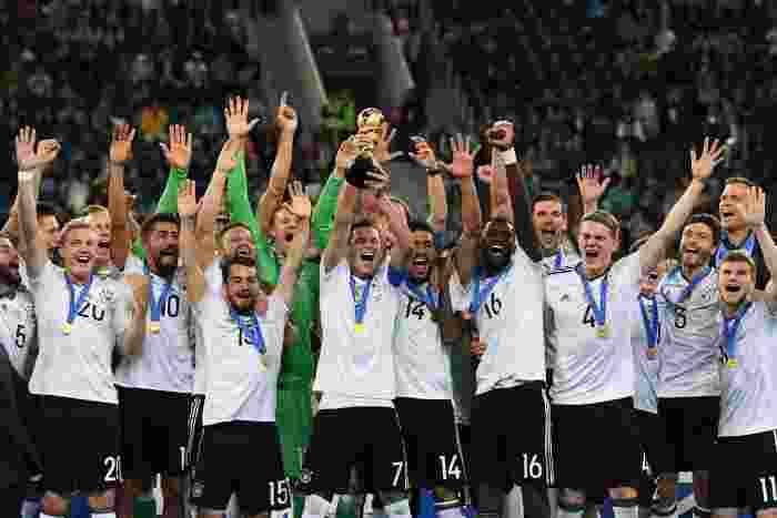 Jerman Diprediksi Bakal Menangkan Piala Dunia 2018 Rusia