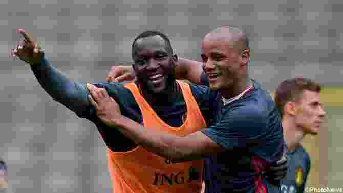 Kompany Berharap Pemain Termahal Belgia Sepanjang Sejarah Ini Sukses di MU