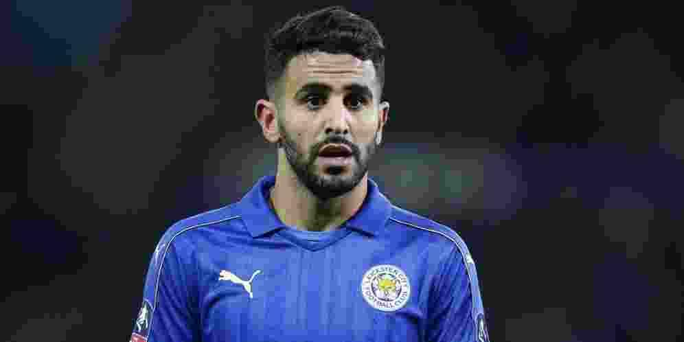 Liverpool Diam-Diam Dekati Riyad Mahrez