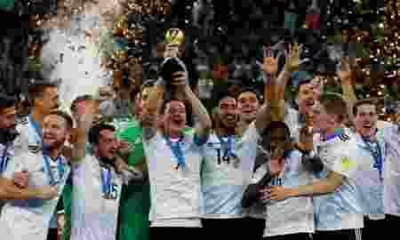 Menang Tipis 1-0, Jerman Juara Piala Konfederasi 2017