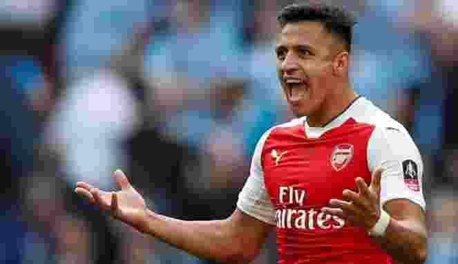 Neymar atau Alexis Sanchez yang Akan Gabung PSG