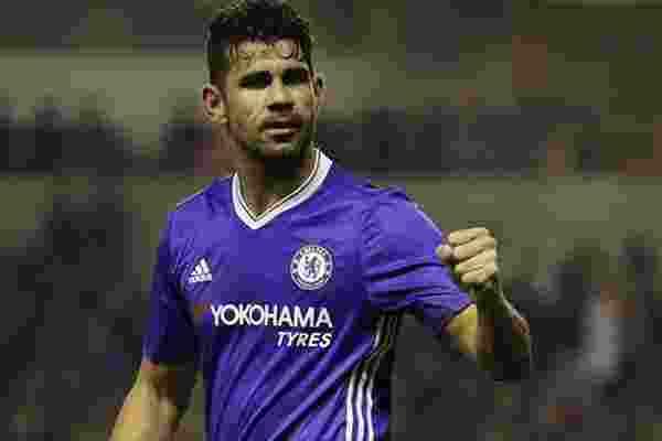 Pintu Chelsea Sudah Tertutup Untuk Diego Costa