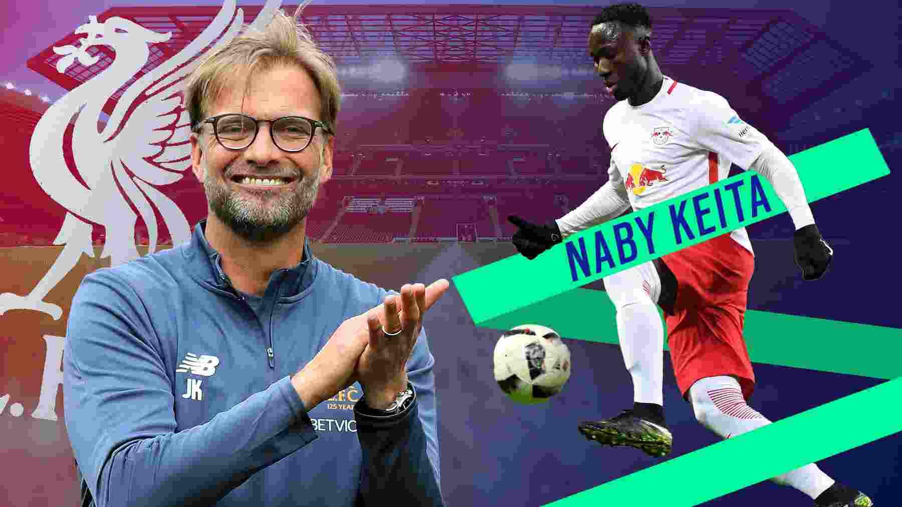 RB Leipzig Tidak Akan Jual Naby Keita ke Liverpool