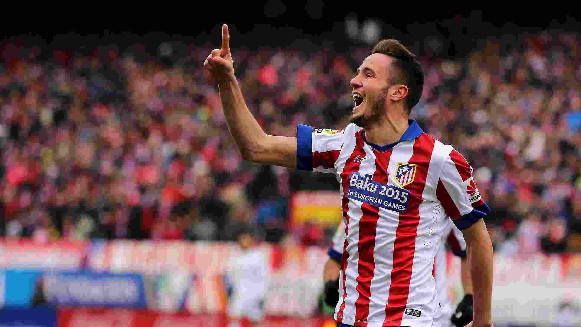 Saul Niguez, Gelandang Atletico yang Ditawar Rp1,2 Triliun Oleh Real Madrid
