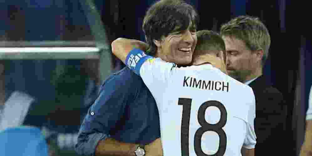 Timnas Jerman Kelak Akan Bergantung Pada Joshua Kimmich