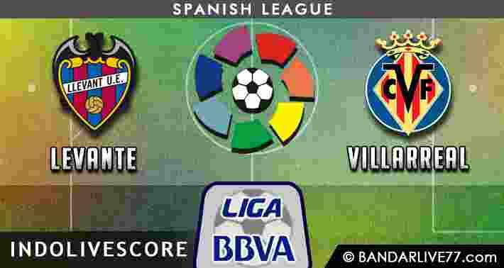 Prediksi Levante vs Villarreal