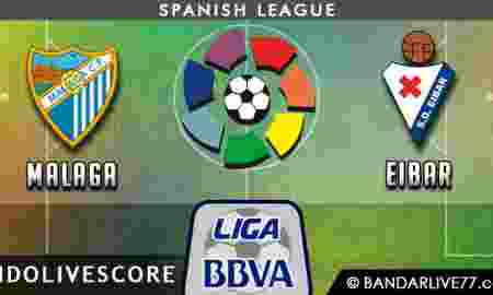 Prediksi Malaga vs Eibar