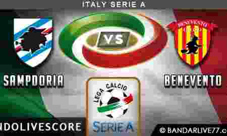 Prediksi Sampdoria vs Benevento