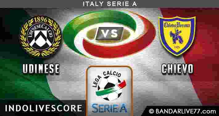 Prediksi Udinese vs Chievo