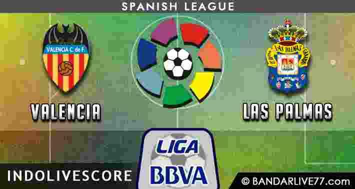 Prediksi Valencia vs Las Palmas