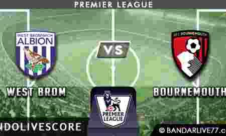 Preview dan Prediksi West Brom vs Bournemouth 12 Agustus 2017 – Liga Inggris