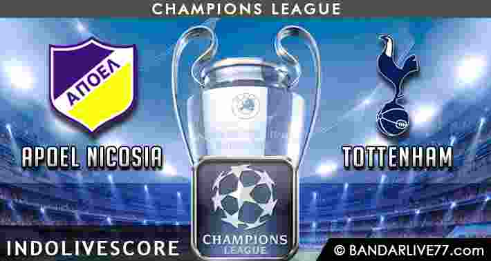 Prediksi Apoel vs Tottenham
