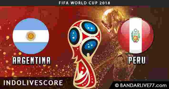 Prediksi Argentina Vs Peru