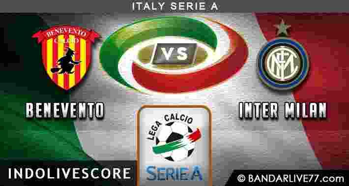 Prediksi Bevento vs Inter Milan