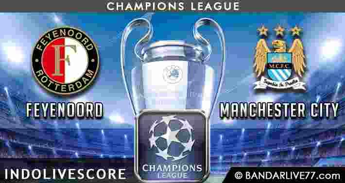 Prediksi Feyenoord vs Manchester City