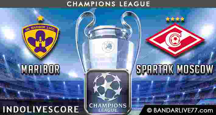 Prediksi Maribor vs Spartak Moscow