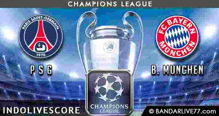 Prediksi PSG vs Bayern Munchen
