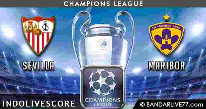Prediksi Sevilla vs Maribor