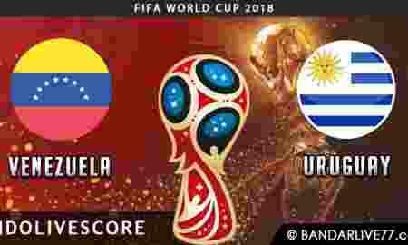 Prediksi Venezuela Vs Uruguay
