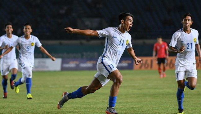 Malaysia Berhasil Taklukkan Korea Selatan U-23