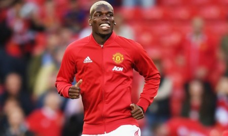 Paul Pogba ditunjuk sebagai kapten dan membawa timnya mengalahkan Leicester City