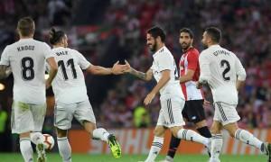 Athletic Bilbao berhasil imbangi Real Madrid