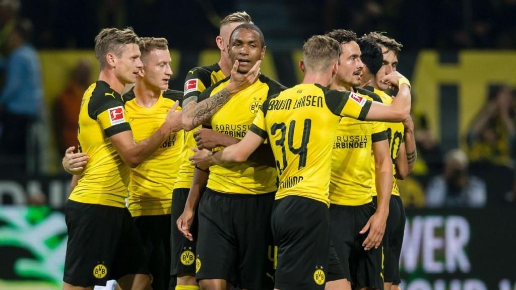Borussia Dortmund berhasil taklukkan Eintracht Frankfurt