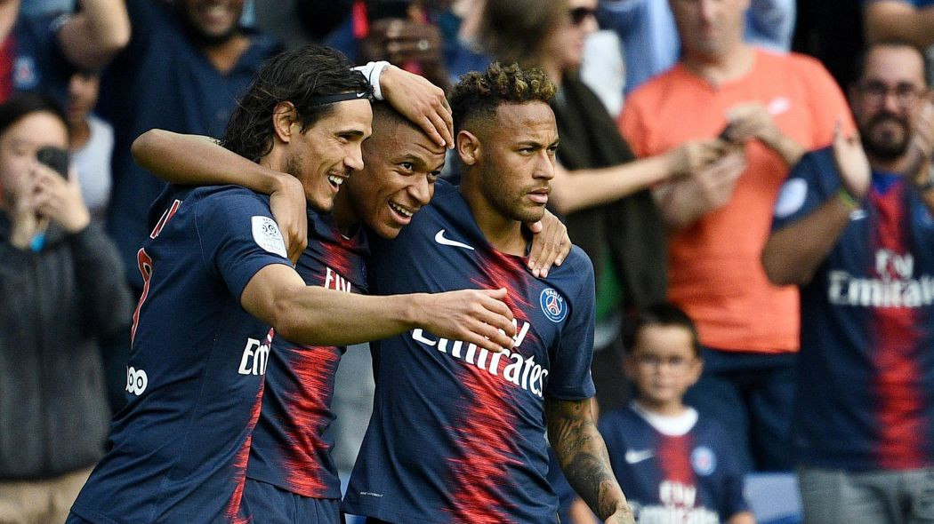 Paris Saint Germain Berhasil Taklukkan Lyon