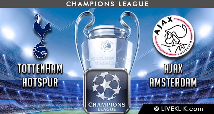 Prediksi Tottenham Hotspur vs Ajax Amsterdam