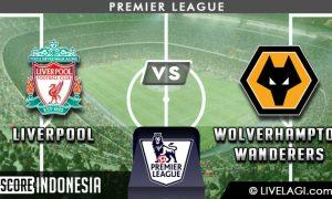 Prediksi Liverpool vs Wolverhampton