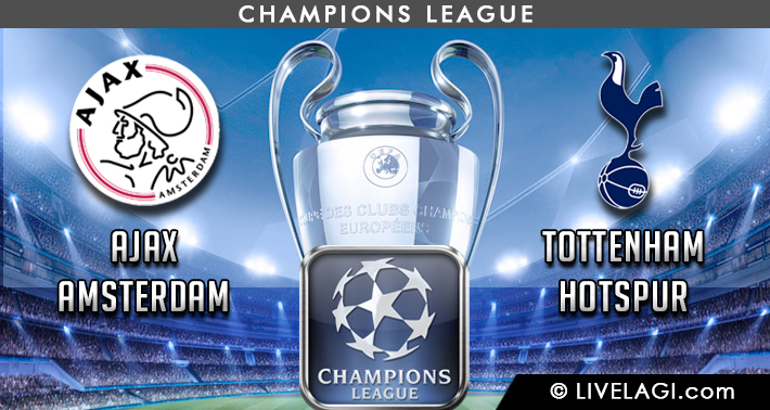 Prediksi Ajax Amsterdam vs Tottenham Hotspur