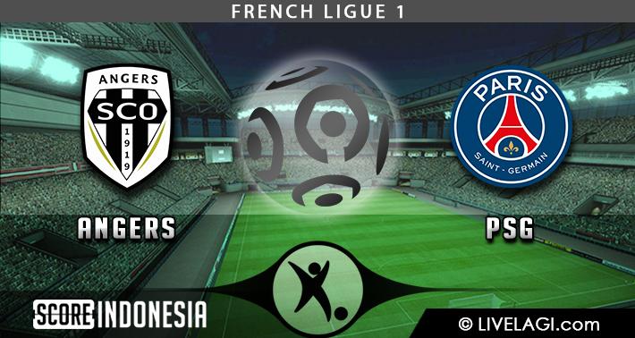 Prediksi Angers vs Paris Saint Germain