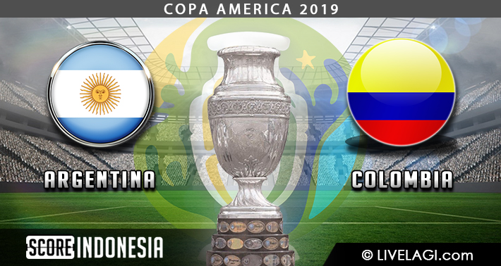Prediksi Argentina vs Colombia