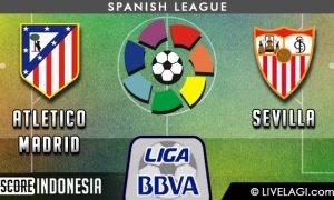 Prediksi Atletico Madrid vs Sevilla