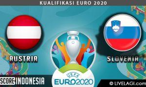 Prediksi Austria vs Slovenia