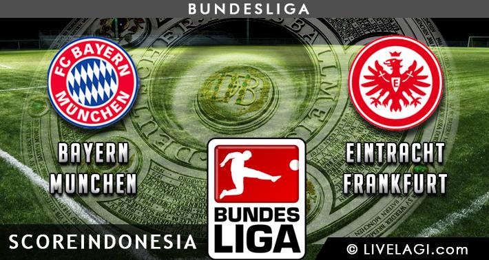 Prediksi Bayern Munchen vs Eintracht Frankfurt