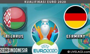 Prediksi Belarus vs Germany