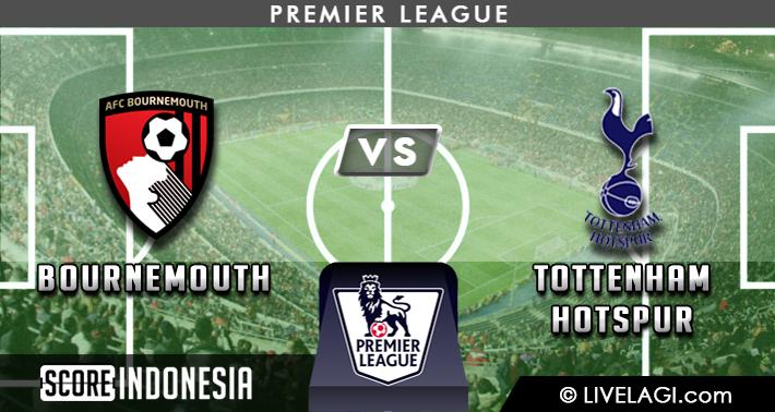 Prediksi Bournemouth vs Tottenham Hotspur