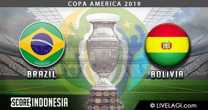 Prediksi Brazil vs Bolivia