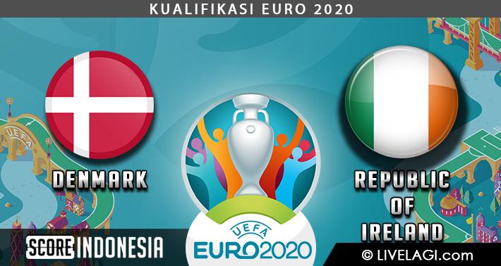 Prediksi Denmark vs Republic of Ireland
