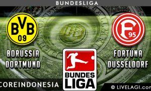 Prediksi Dortmund vs Fortuna Dusseldorf